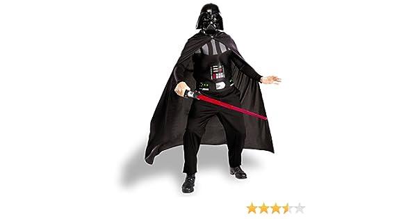 Darth Vader traje determinada: Amazon.es: Juguetes y juegos