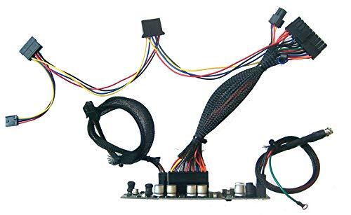300w DC-ATX 12v Mini Itx Power Supply | Pico Atom Htpc Car Auto PSU itx PC Power Supplies