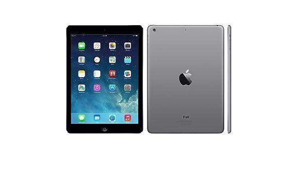 "GSM 4G // LTE Black//Gray 16GB 9.7/"" Apple iPad Air A1475 Wi-Fi"