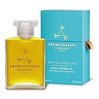 Aromatherapy Associates Revive Morning Bath & Shower Oil, 1.86 Fl Oz