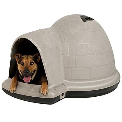 Petmate Indigo Dog House with Microban by Petmate