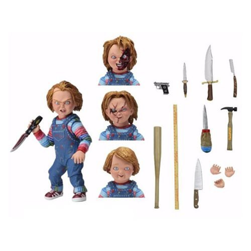 play ultimate chucky scale
