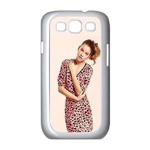 Samsung Galaxy S3 9300 Cell Phone Case White Beautiful Barbara Palvin SU4317467
