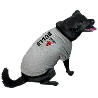 NBA Chicago Bulls Pet T-Shirt, Small, Team Color