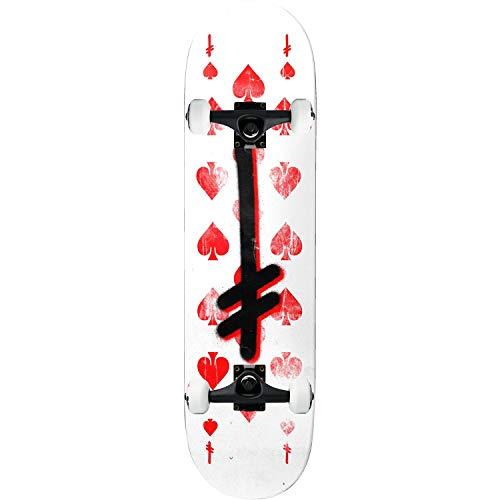 Deathwish Skateboard Complete Original G Spade 8.75