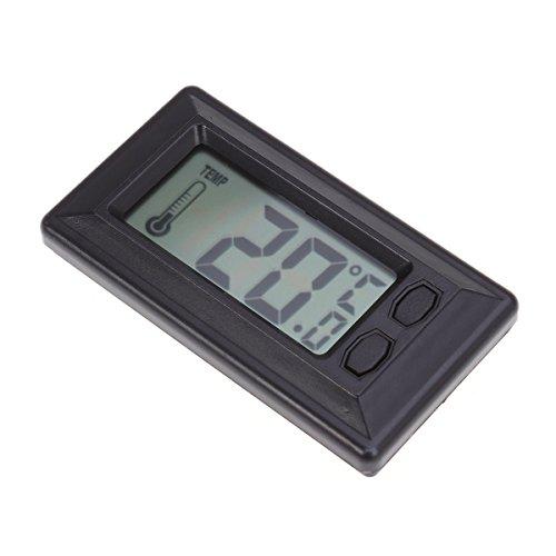 WINOMO Car Digital Thermometer Indoor LCD Temperature Gauge for Sedan SUV Truck Rv by WINOMO (Image #1)