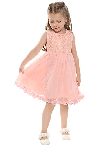 Arshi (Pink Princess Dress For Toddler)