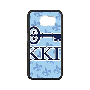 Samsung Galaxy S6 Cell Phone Case Black Kappa Kappa Gamma Key SUX_978916