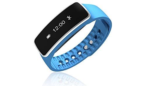 [autvivid Fitness Tracker Bluetooth with Pedometer Smart Bracelet Blue] (Optimus Prime Costume 2016)