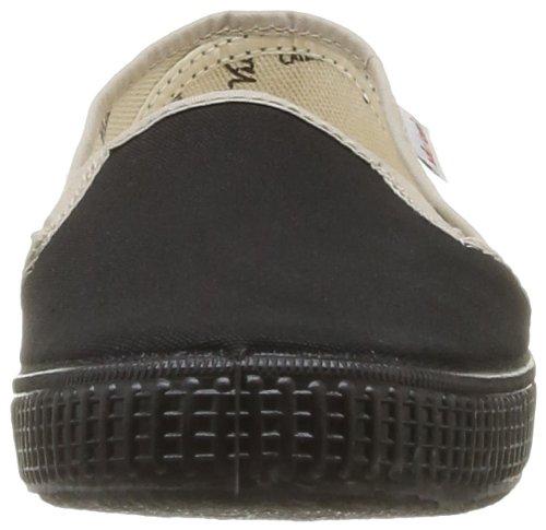 Zapatillas Negro tela Negro On de Deporte Victoria Unisex de Slip 74UqUwv