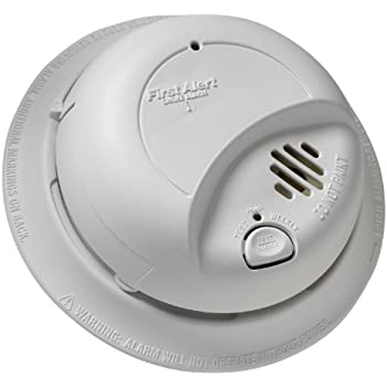41r7KXGycgL._SL500_AC_SS350_ first alert brk 9120bff hardwired smoke alarm with battery backup  at n-0.co
