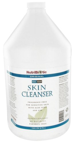 Skin Cleanser, Original, 1 Gallon(3.79 L) (Nutribiotic Skin Cleanser)