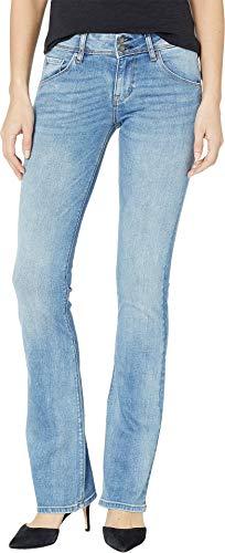 Hudson Jeans Women's Beth Midrise Baby Boot Flap Pocket Jean, PREPARTY, -