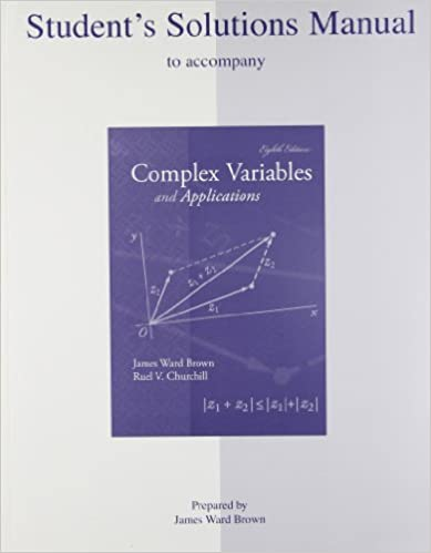 Complex Variables And Applications Churchill Pdf