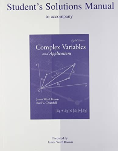 amazon com complex variables and application student solution rh amazon com K Complex The Most Complex Math Equation