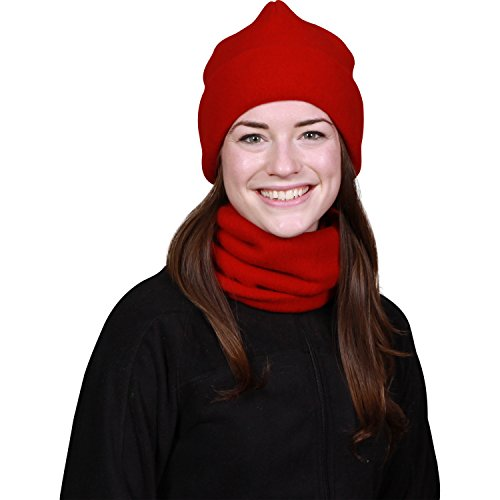 Original Turtle Fur Fleece The Hat, Heavyweight Fleece Watch Cap Beanie