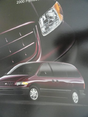 (2000 Plymouth Voyager Sales Brochure)