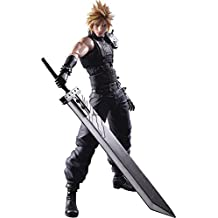 Square Enix Final Fantasy Vii Cloud Strife (Remake Version) Play Arts Kai Action Figure