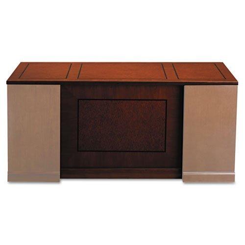 30d Bourbon Cherry (Mayline - Sorrento Series Veneer Straight Front Desk Top, 72w x 30d, Bourbon Cherry SDTS72SCR (DMi EA)