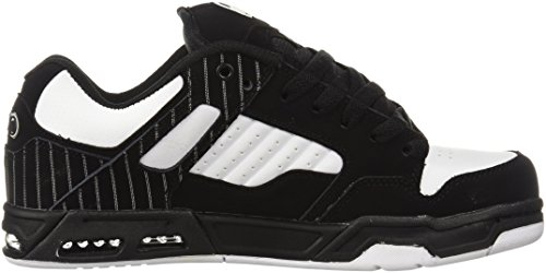 black 'enduro Heir' Nubuck leather Dvs Black Pinstripe white Taupe AtHxw6S1
