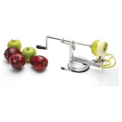Kitchen Craft Deluxe – Pelador y vaciador de manzanas (en estuche regalo)