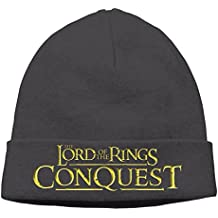 Unisex The Lord Of The Rings Con Quest Knit Beanie Hat Ski Hat