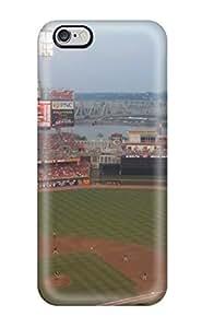 5814463K348621793 cincinnati reds MLB Sports & Colleges best iPhone 6 Plus cases