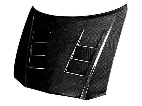 Seibon TS-Style Carbon Fiber Hood for 2003-2005 Dodge Neon SRT-4