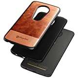 NageBee Case for Motorola Moto Z4 with Tempered
