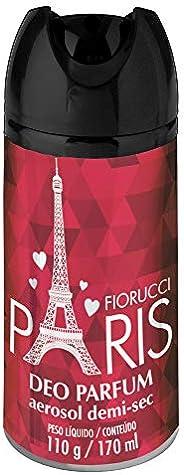 Desod. Aerosol PARIS 110 g - 170 ml, Fiorucci