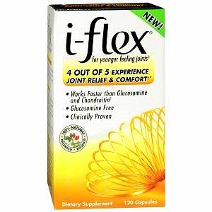 i-flex Joint Formula 120 capsules