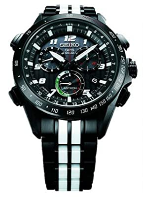 Seiko Astron SSE003J1 GPS solar watch With GPS