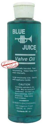 Blue Juice Valve Oil 8 Oz