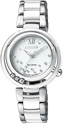 [シチズン]CITIZEN 腕時計 CITIZEN L エコドライブ EM0327-84A レディース B01KLD5J06