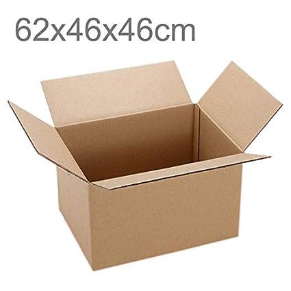 Embalaje Envío Cajas de papel Kraft en movimiento, tamaño ...