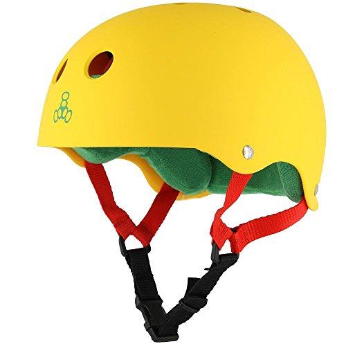 Great Deal! Triple Eight Helmet with Sweatsaver Liner