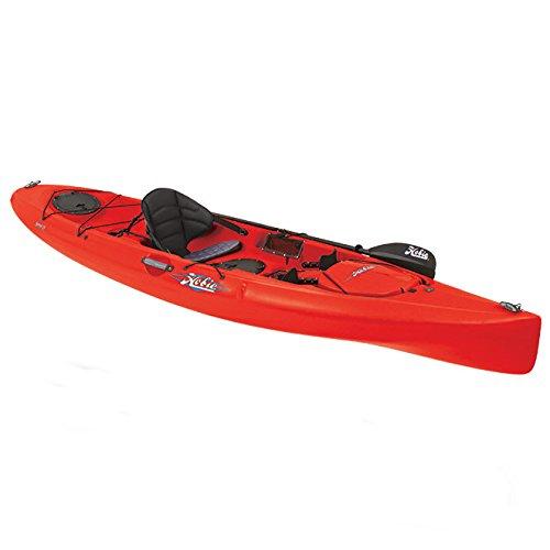 Hobie Quest 13 Deluxe Kayak:Red Hibiscus -  78204