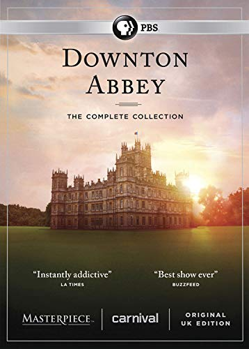 Downton Abbey: The Complete Collection from PBS Home Video
