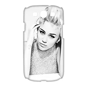 Custom Miley Cyrus Hard Back Cover Case for Samsung Galaxy S3 CL292 by ruishername