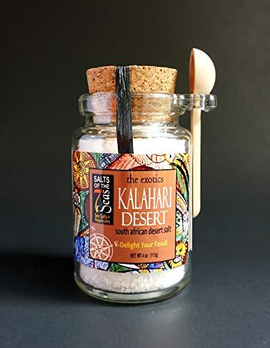 Kalahari Desert Sea Salt