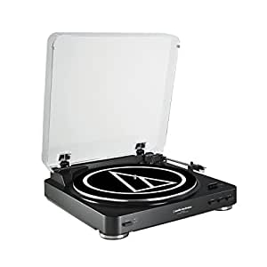 Audio-Technica AT-LP60BK Automatic Stereo Turntable