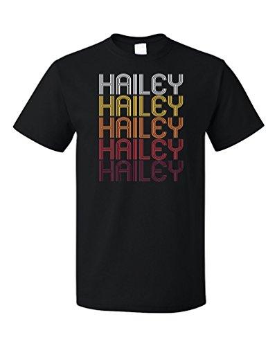 Hailey, ID | Retro, Vintage Style Idaho Pride T-shirt