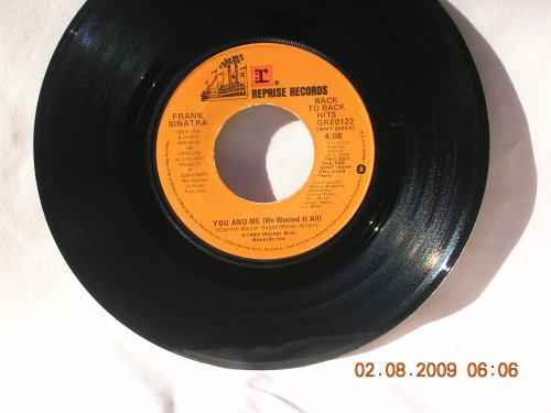 (You and Me (We Wanted It All) & Theme From New York, New York (45 rpm))