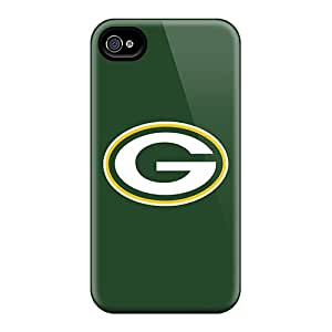 Pretty KKG5767Cvit Iphone 4/4s Case Cover/ Green Bay Packers 2 Series High Quality Case