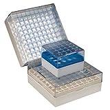 "Argos Technologies PolarSafe R3131 Freezer Box, PC, 100-Place, 2"", 10.5 mm; 6/Pk"
