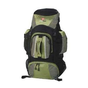 SwissGear Elite Series Extra Large 5,200 cu. in. Backpacking / Hiking Backpack - ORANGE