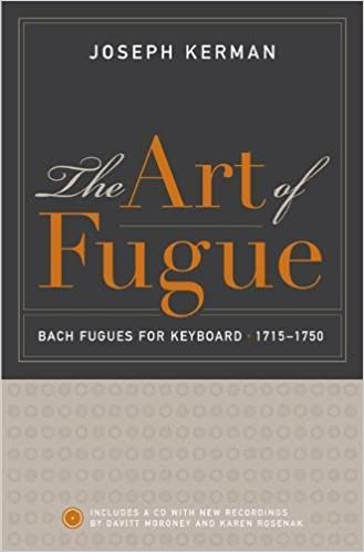 1715-1750 The Art of Fugue Bach Fugues for Keyboard