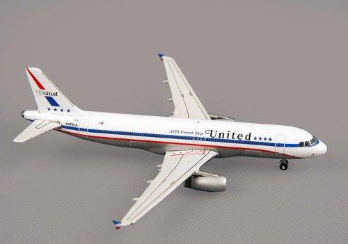 united a320 - 6