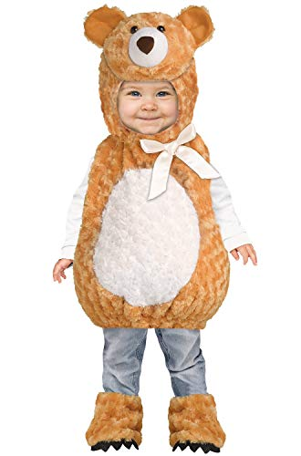 Fun World Teddy Bear Infant/Toddler Costume-18-24 -