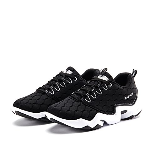 Walking Lightweight Mens Shoe Running QZbeita Walking Lightweight Comfortable Mens Black Comfortable FABOWqR